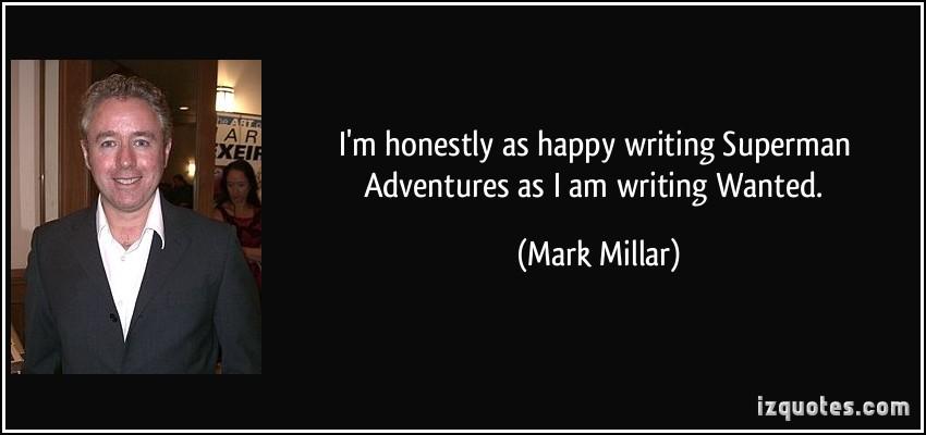Mark Millar's quote #6