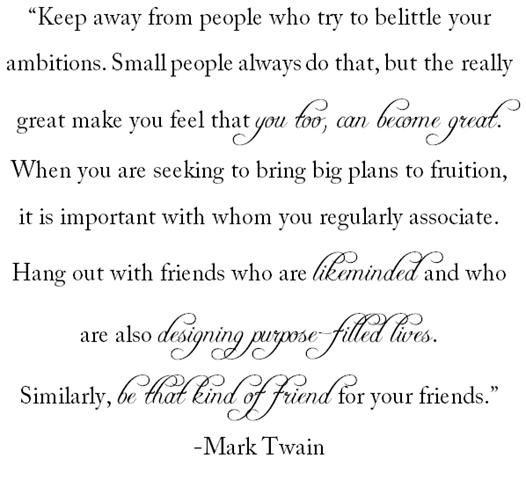 Mark quote #7