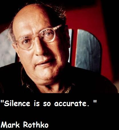 Mark Rothko's quote #5