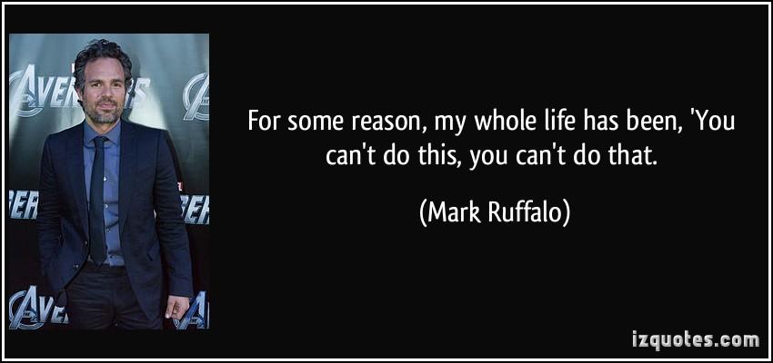 Mark Ruffalo's quote #6