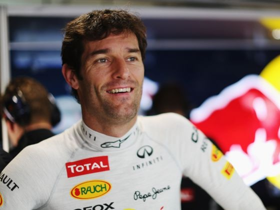 Mark Webber's quote #2