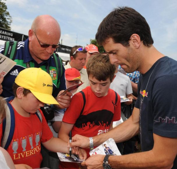 Mark Webber's quote #3