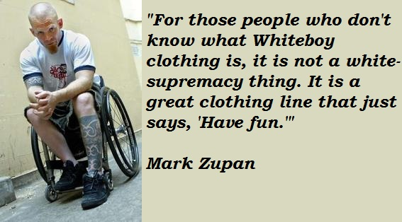 Mark Zupan's quote #4