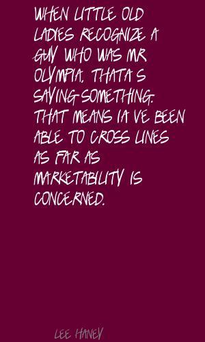 Marketability quote #2