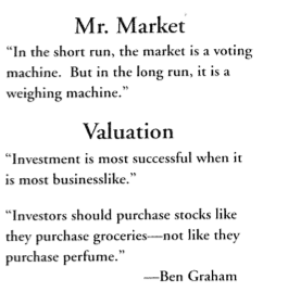 Markets quote #1