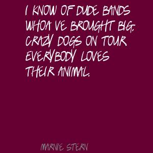 Marnie Stern's quote #4