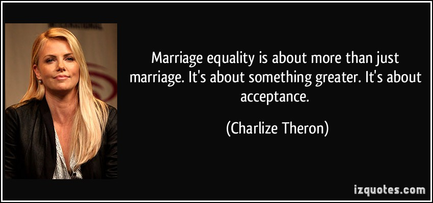 Marriage Equality quote #2