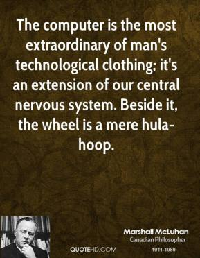 Marshall McLuhan's quote #6