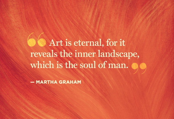 Martha Graham's quote #3