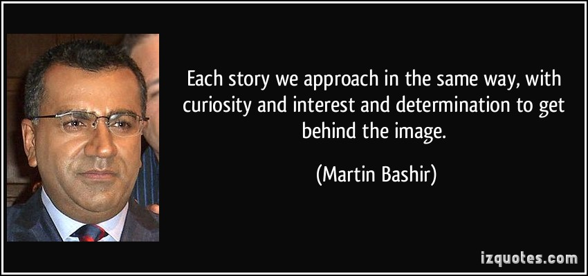 Martin Bashir's quote #1