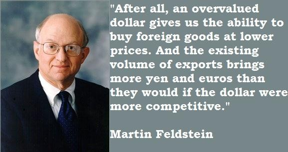 Martin Feldstein's quote #7