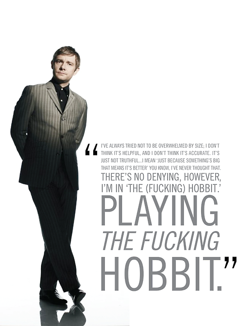 Martin Freeman's quote #4