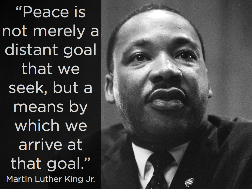 Martin Luther King quote #1