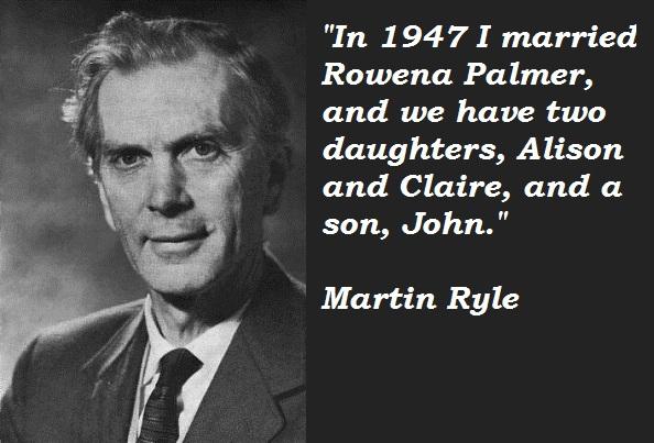 Martin Ryle's quote #2