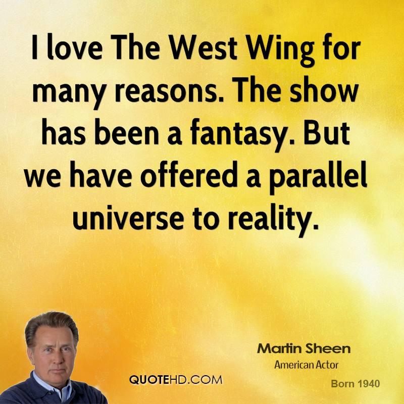 Martin Sheen's quote #6