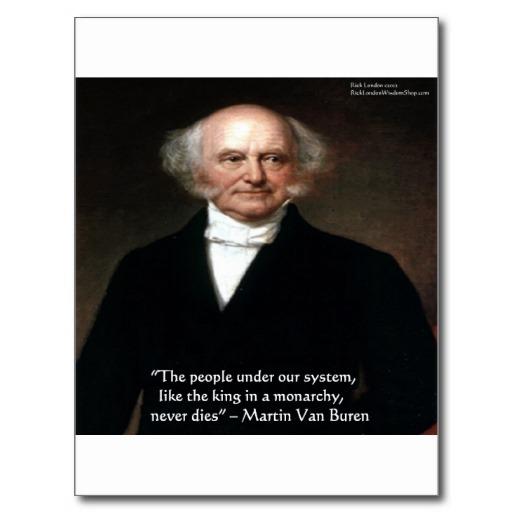 Martin Van Buren's quote #7