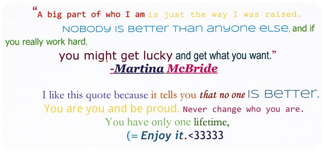 Martina McBride's quote #2