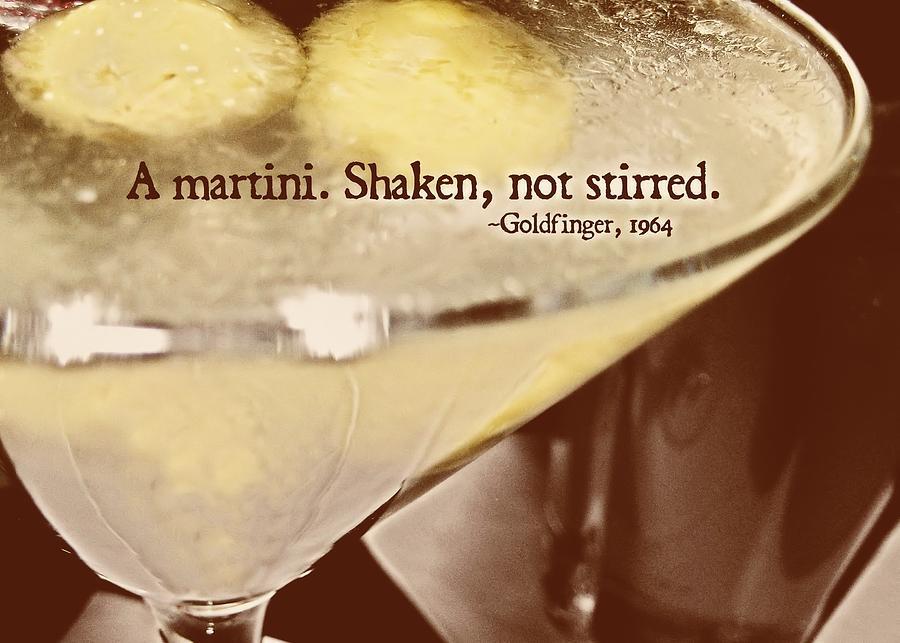 Martini quote #2