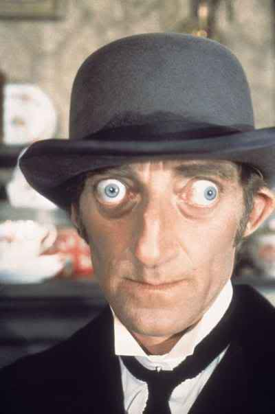 Marty Feldman's quote #4