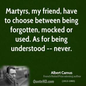 Martyrs quote #1