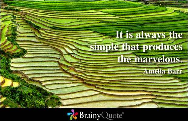 Marvelous quote #2