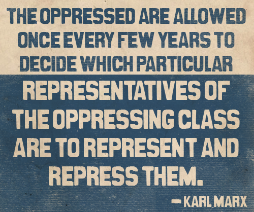 Marxism quote #1