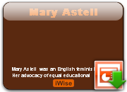 Mary Astell's quote #8