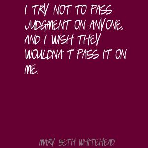 Mary Beth Whitehead's quote #5
