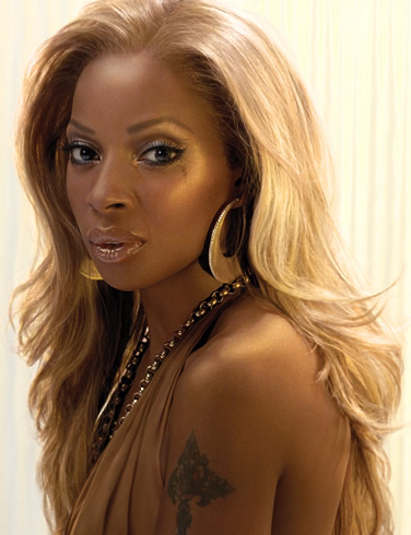 Mary J. Blige's quote #7