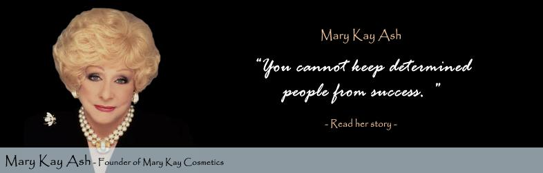 Mary Kay Ash's quote #5