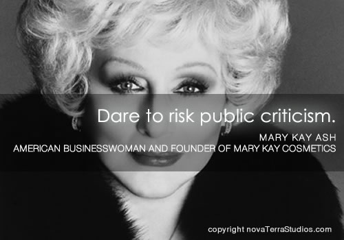 Mary Kay Ash's quote #3