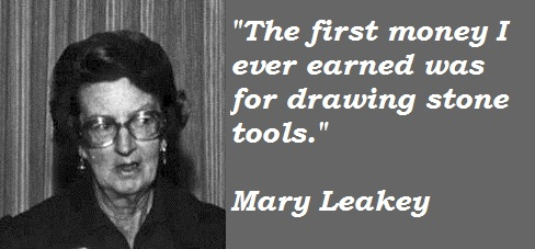 Mary Leakey's quote #4