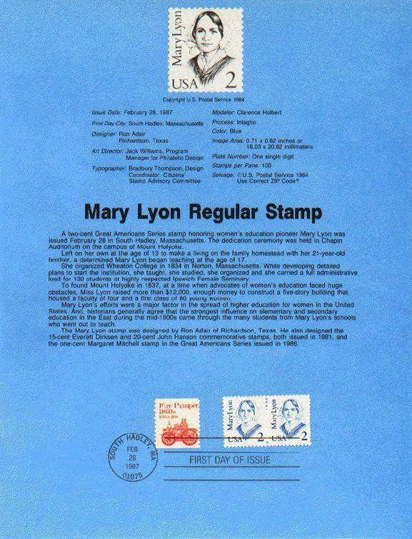 Mary Lyon's quote #2