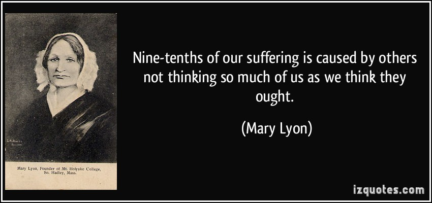 Mary Lyon's quote #1