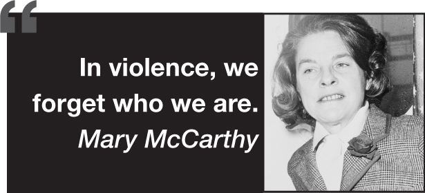 Mary McCarthy's quote #6