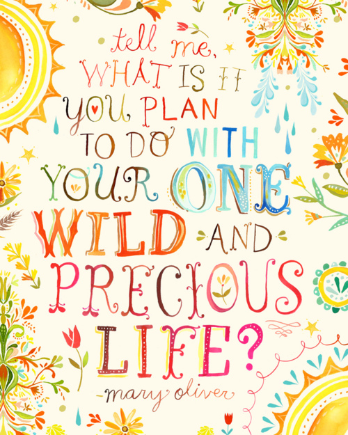 Mary Oliver's quote #3