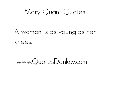 Mary Quant's quote #2