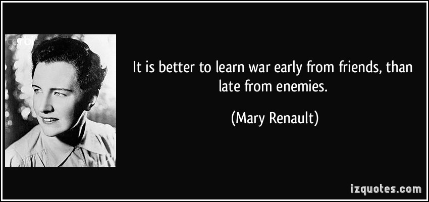 Mary Renault's quote #2