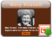 Mary Renault's quote #4