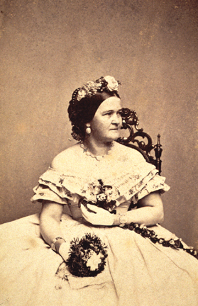 Mary Todd Lincoln's quote #4
