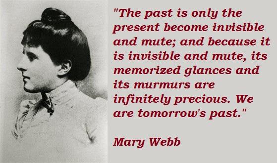 Mary Webb's quote #2