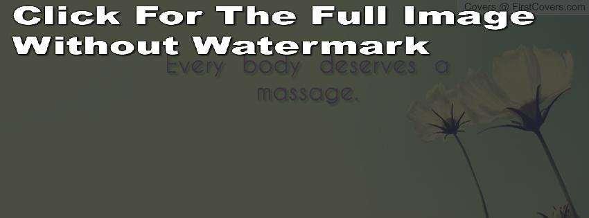 Massage quote #1