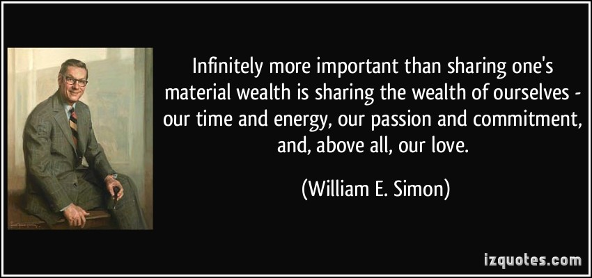 Material Wealth quote #2