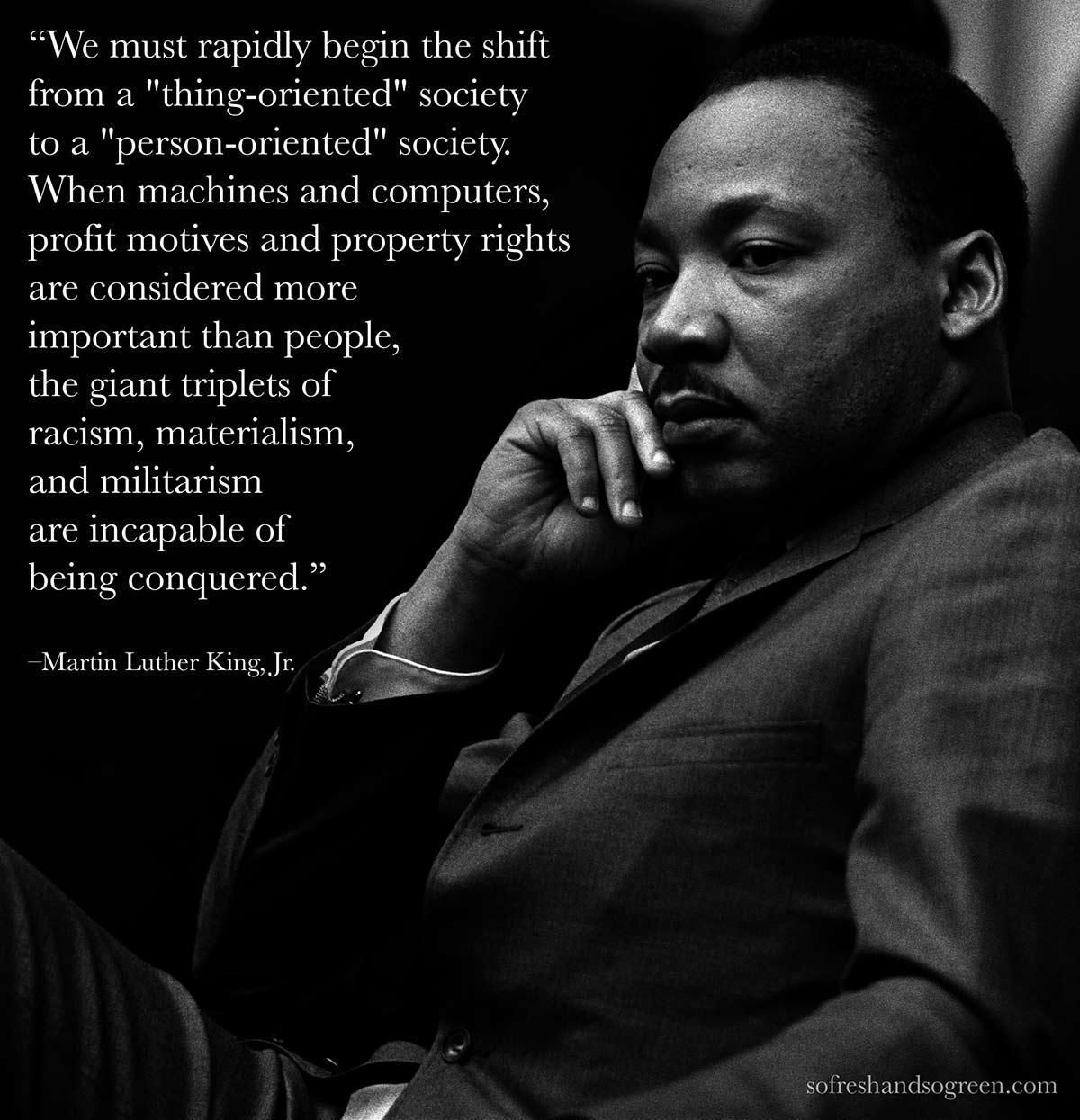 Materialism quote #2