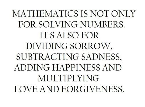 Math quote #4