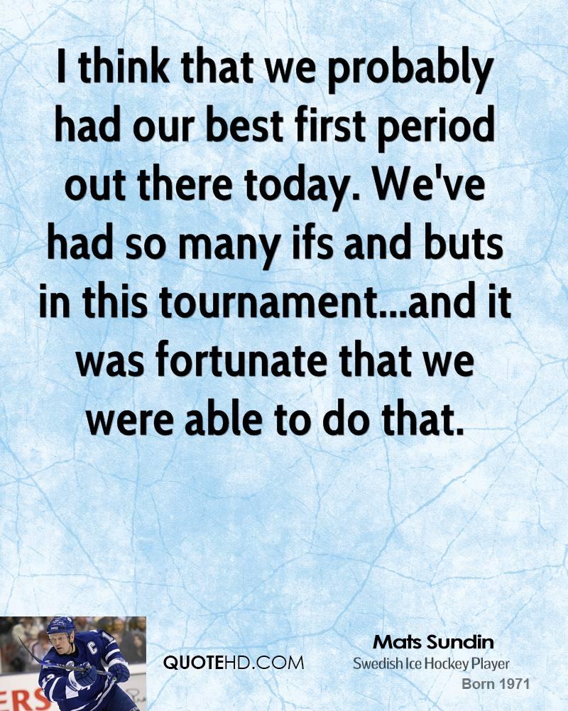 Mats Sundin's quote #4