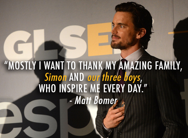 Matt Bomer's quote #4