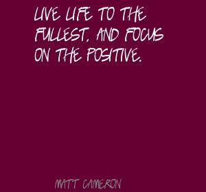 Matt Cameron's quote #1