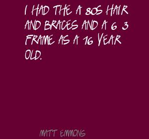 Matt Emmons's quote #5