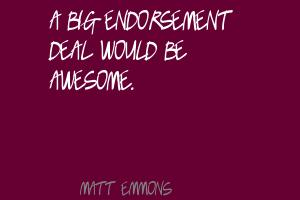 Matt Emmons's quote #1